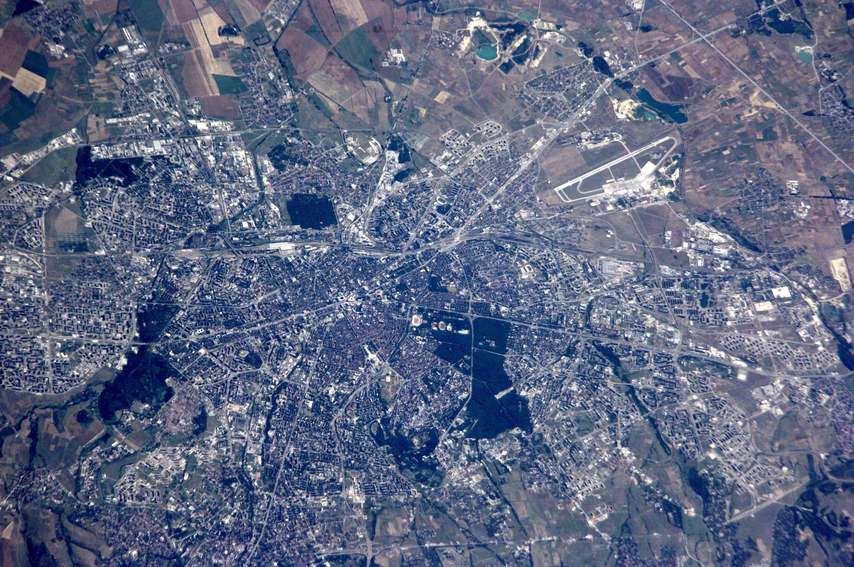 satellite-photo-of-sofia-bulgaria